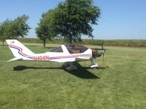 STOL Creek StingSport