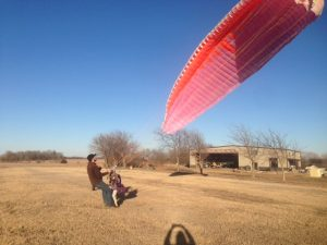 STOL Creek Aviation goes Paragliding