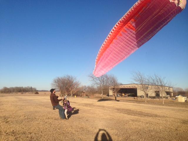 STOL Creek Aviation goes Paragliding